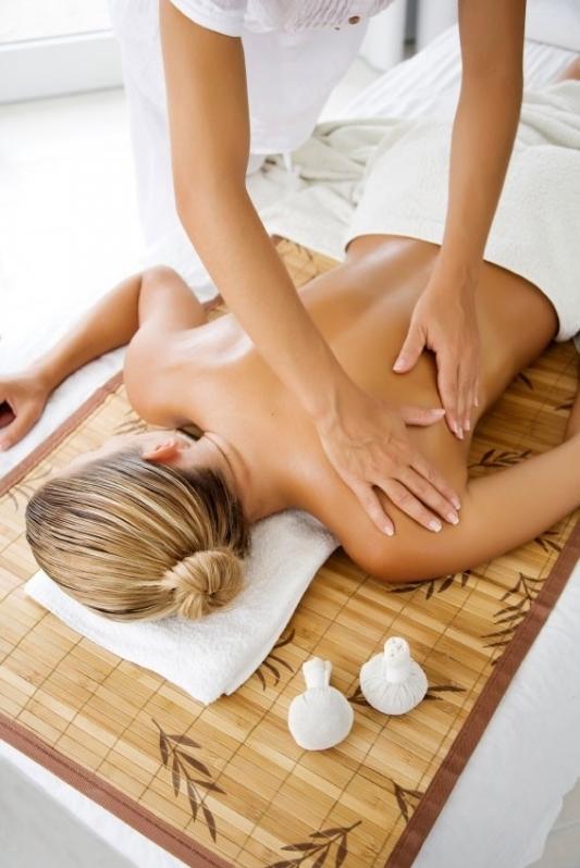 Clínica para Massagem Relaxante Onde Encontrar Água Funda - Clínica para Massagem com Pindas Chinesas