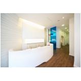 clínica de estética e massagens