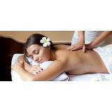clínica de massagem modeladora em Santo André