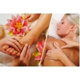 clínica para massagem e banheiraterapia