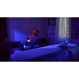 clínica para massagem redutora de medidas em Santo André