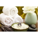 Day Spa com Aromaterapia