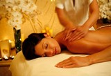 Massagem em dia de spa no Campo Limpo