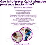 Massagens shiatsu valores na Cidade Dutra